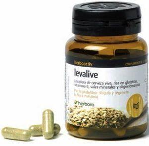 Herbora Levalive 80 comprimidos