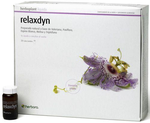 Herbora Relaxdyn 20 viales