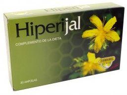 Herdibel Hiperijal 20 ampollas