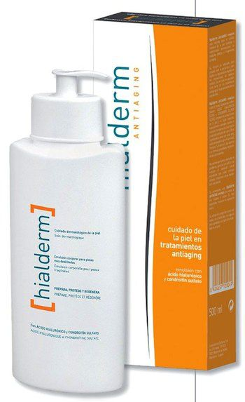 Hialderm Emulsión Antiaging 500ml
