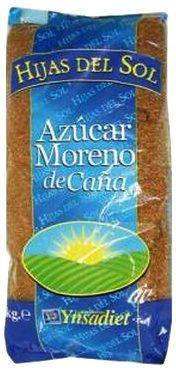 Hijas del Sol Azucar Moreno de Caña 1Kg