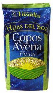 Hijas del Sol Copos de Avena bolsa 500g