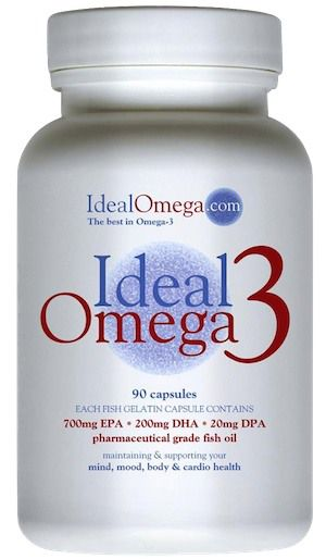 Ideal Omega 3 90 cápsulas