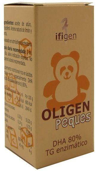 Ifigen Oligen Peques DHA 80% TG Enzimático 30ml