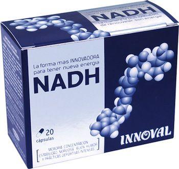 Innoval NADH 20 cápsulas