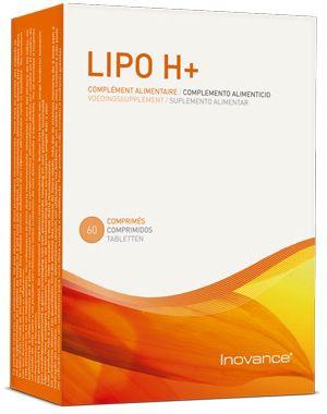 Inovance Lipo H+ 60 comprimidos