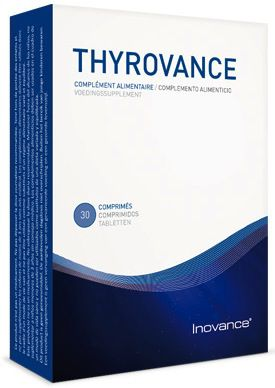 Inovance Thyrovance 30 comprimidos