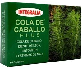 Integralia Cola de Caballo Plus 60 cápsulas