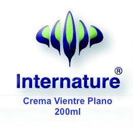 Internature Crema Vientre Plano 200ml