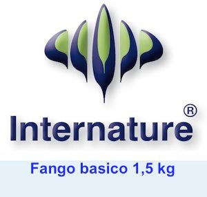Internature Fango Básico 1,5Kg