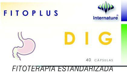 Internature Fitoplus Dig 30 cápsulas