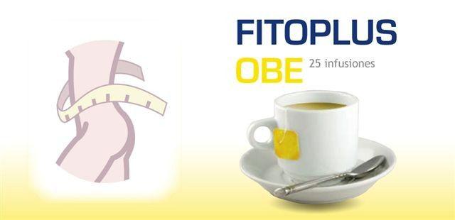 Internature Fitoplus Obe 25 filtros