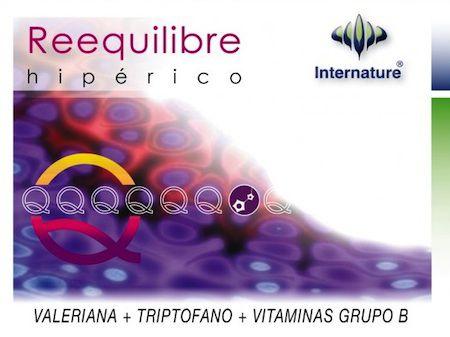 Internature Reequilibre 30 cápsulas