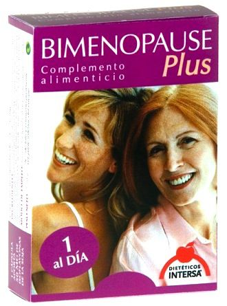 Intersa Bimenopause Plus 30 cápsulas