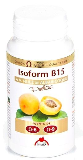 Intersa Isoform B15 40 cápsulas