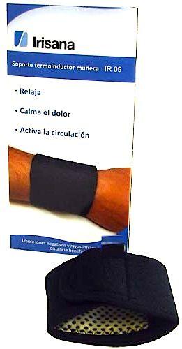 Irisana Soporte Termoinductor Muñeca