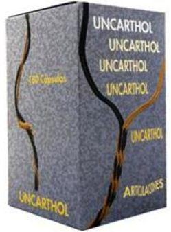 ITB Uncarthol 180 cápsulas