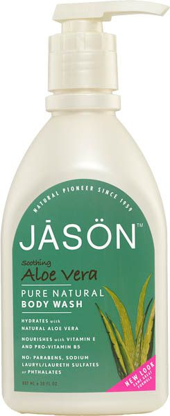 Jason Gel Baño y Ducha Aloe Vera 900ml