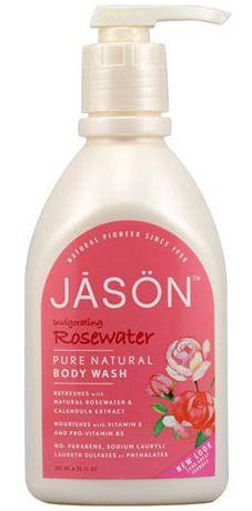 Jason Gel Baño y Ducha Agua de Rosas 900ml
