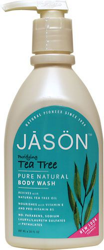 Jason Gel Baño y Ducha Tea Tree - Árbol de Té 900ml