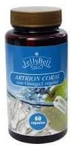JellyBell Artrion Coral 60 cápsulas