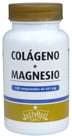 JellyBell Colágeno con Magnesio 120 cápsulas