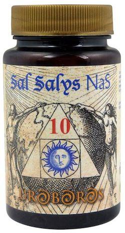 JellyBell Sal Salys 10 NaS 60 comprimidos