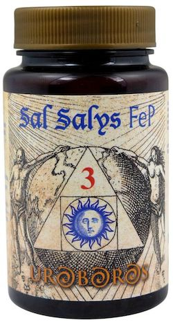 JellyBell Sal Salys 03 FeP 60 comprimidos