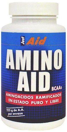 Just Aid Amino Aid BCAA 300 comprimidos