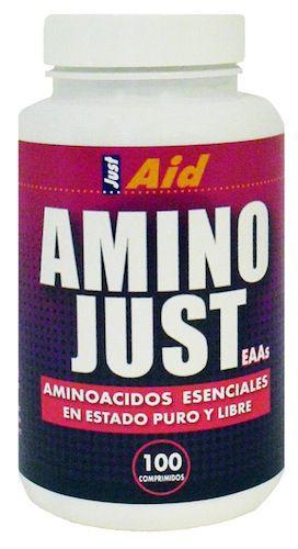 Just Aid Amino Just EAA 100 comprimidos