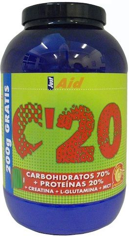 Just Aid C20 Carbo Aid Chocolate 3kg