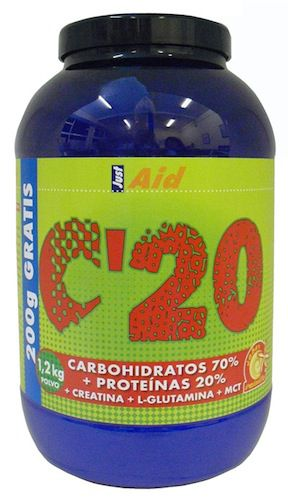 Just Aid C20 Carbo Aid Vainilla 1kg