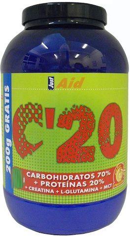 Just Aid C20 Carbo Aid Vainilla 3kg
