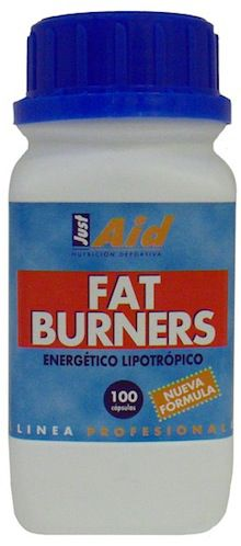 Just Aid Fat Burners 100 cápsulas
