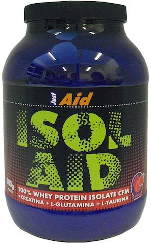 Just Aid Isolaid Chocolate 900g