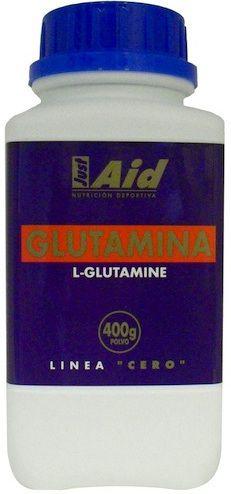 Just Aid L-Glutamina Pura 400g