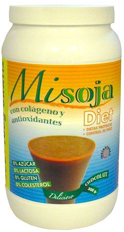 Just Aid Misoja Diet Chocolate 400g
