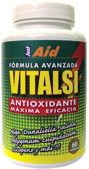 Just Aid Vitalsi 60 cápsulas