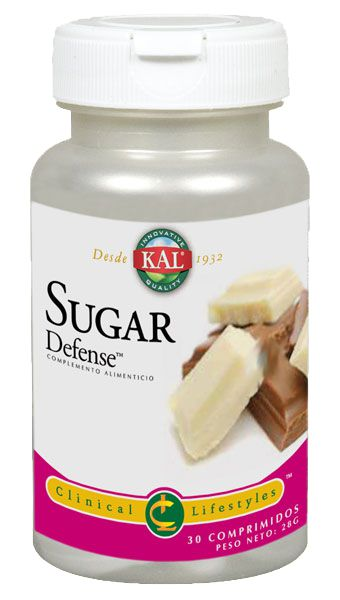 KAL Sugar Defense 30 comprimidos