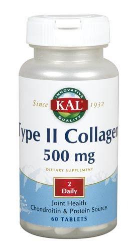 KAL Colageno - Type II Collagen 60 comprimidos