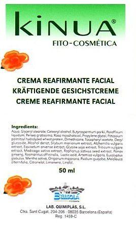 Kinua Crema Reafirmante Facial 50ml