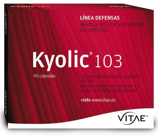 Kyolic 103 90 cápsulas