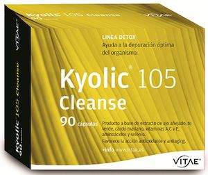 Vitae Kyolic 105 Cleanse 90 cápsulas