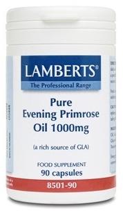 Lamberts Onagra-Evening Primrose Oil 1000mg 90 cápsulas