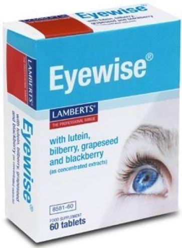 Lamberts Eyewise 60 comprimidos