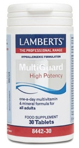 Lamberts Multi-Guard 30 comprimidos