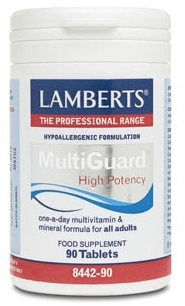 Lamberts Multi-Guard 90 comprimidos