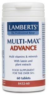Lamberts Multi-Max Advance 60 comprimidos