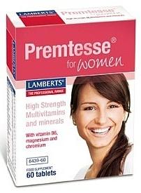 Lamberts Premtesse 60 comprimidos