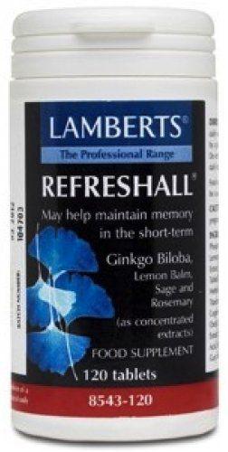 Lamberts Refreshall 120 comprimidos